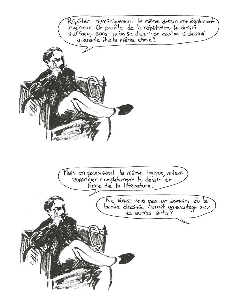 Proust sur la hierarchie des arts