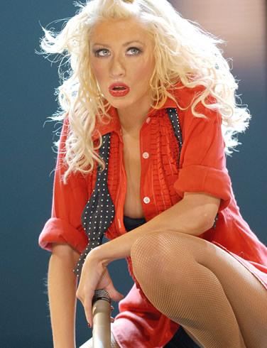 Christina Aguilera Back To Basic Tour