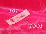 101 Dinge in 1001 Tagen Nr.1