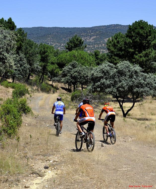 Marcha Cicloturista de Montes Comunales