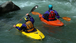 White Water Equipment