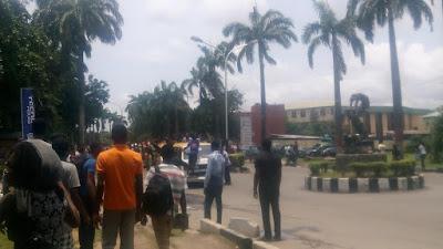 Unilag student Oluchi electrocuted 1