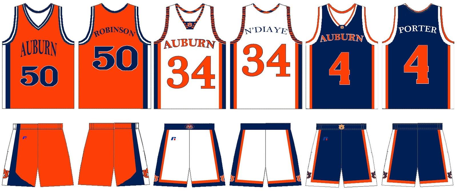 1999 2000 Auburn Uniform Database