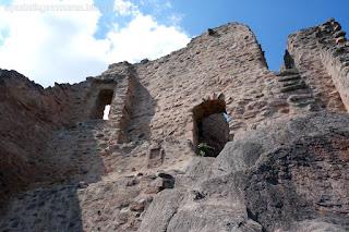 Дорога 3 Замков - Рибовилле - Гирсберг