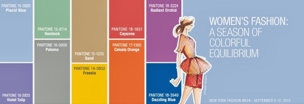 Colores Moda Mujer 2014