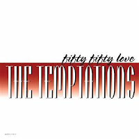 The Temptations - Fifty Fifty Love (Promo CDS) (2004)