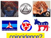 Presiden SBY dan Simbol-Simbol Yahudi