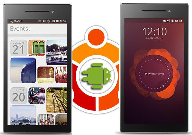 Merubah Tampilan Android menjadi Ubuntu