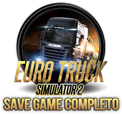ETS2 - Save Game Completo