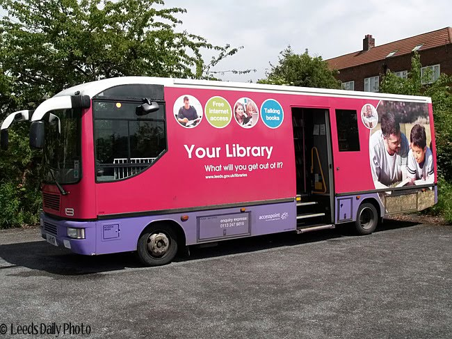 Leeds Mobile Library