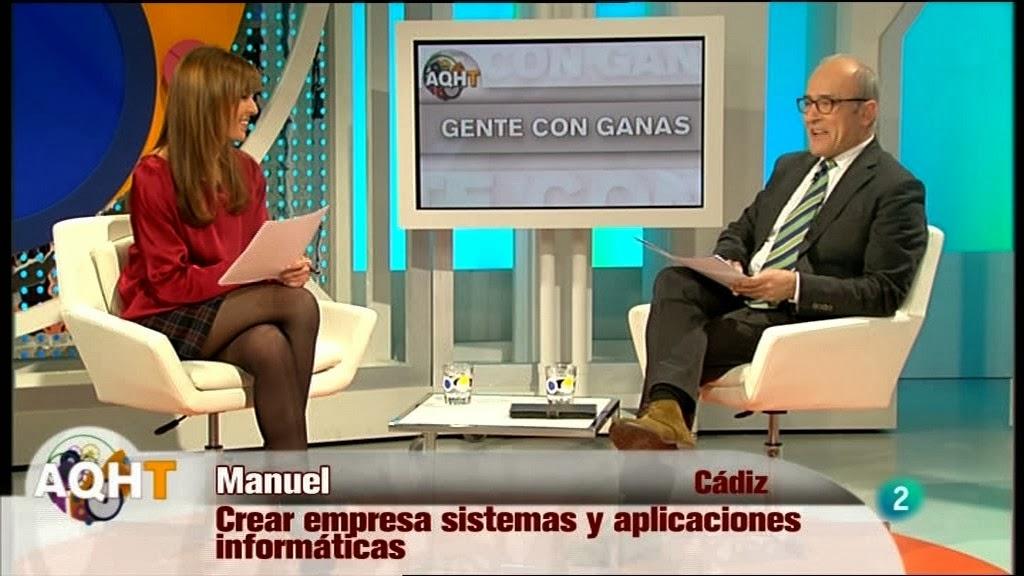 MARIA JOSE MOLINA, AQUI HAY TRABAJO (03.02.14)