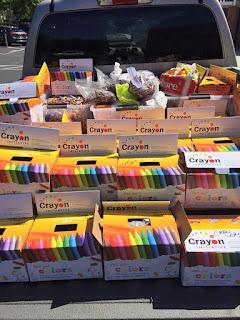 Initiative de solidarité pour le recyclage du Crayons