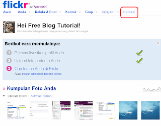 Free Blog Tutorial