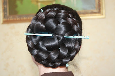 super long braid braided bun photos longest hair