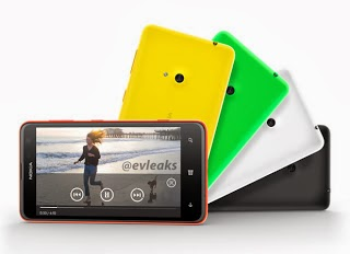 Harga Dan Spesifikasi Nokia Lumia 625 New