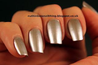 a england excalibur nail polish