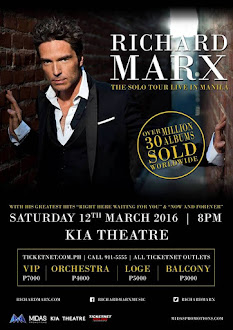 Richard Marx Live in Manila