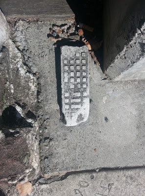 A cement remote in Redfern