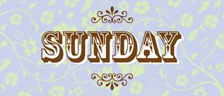 Sunday label
