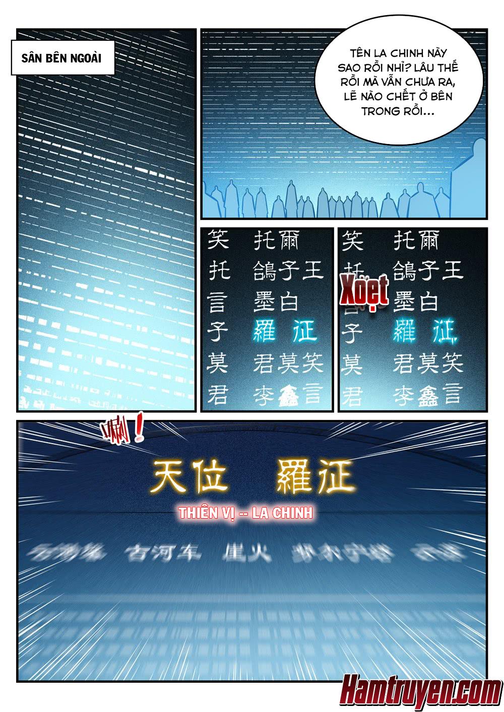 Bách Luyện Thành Thần Chapter 253 - Hamtruyen.vn