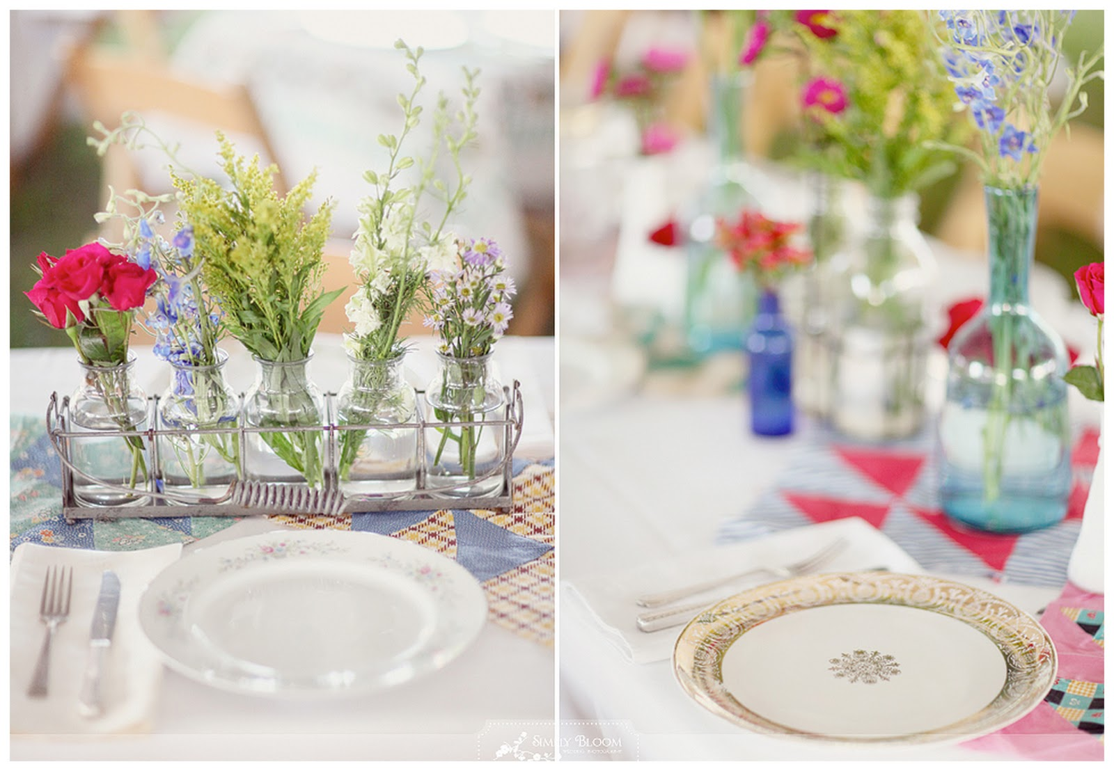 A tale of two wedding flower trends izmirmasajfo