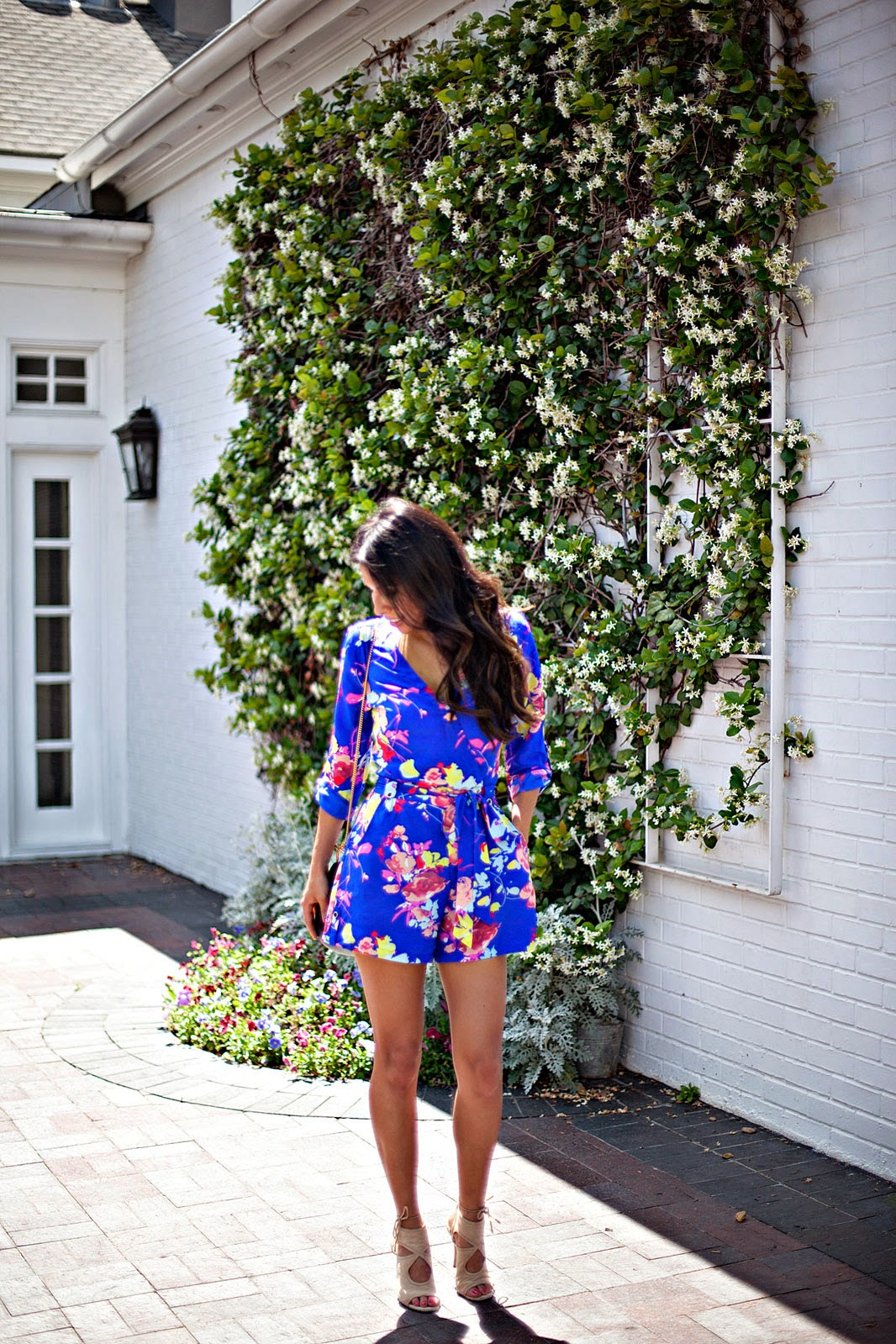 how to wear romper, yumi kim romper, the stylist LA rental, renting clothes, romper for summer