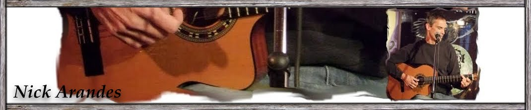 Nick Arandes' Music