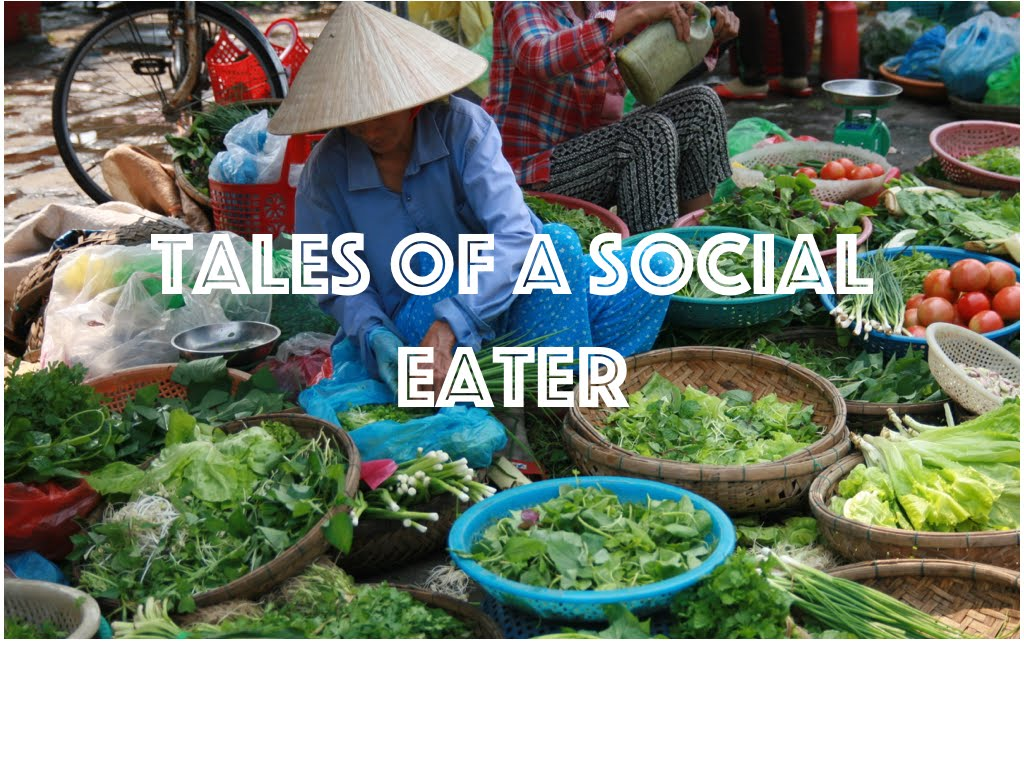 Tales of a social eater