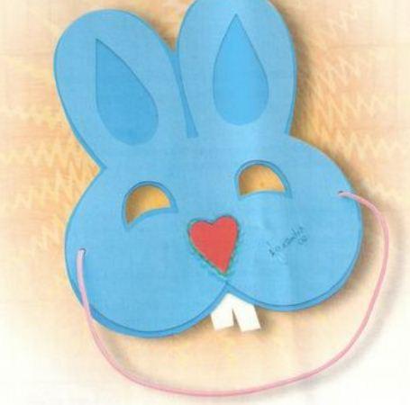 Como hacer una mascara para niños ~ lodijoella