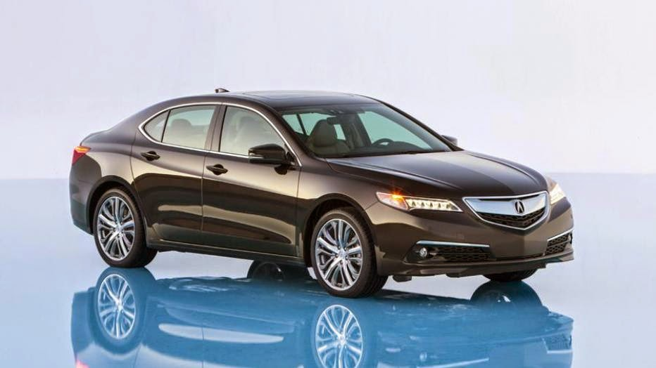 2015 Acura TLX starts at $31,890