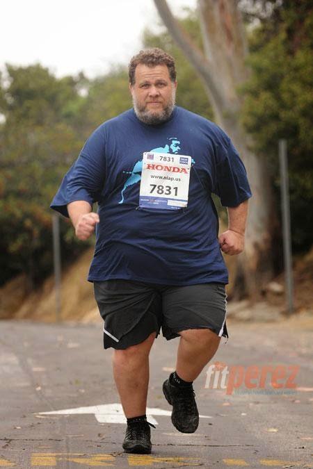 Fat Man Marathon
