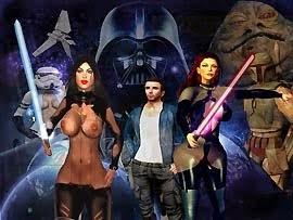 Erotique Star Wars!
