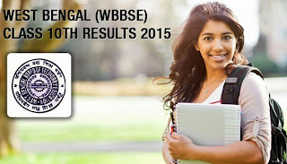 West Bengal Madhyamik Pariksha Exam Results 2015
