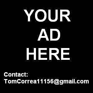 We're Looking For Advertisers