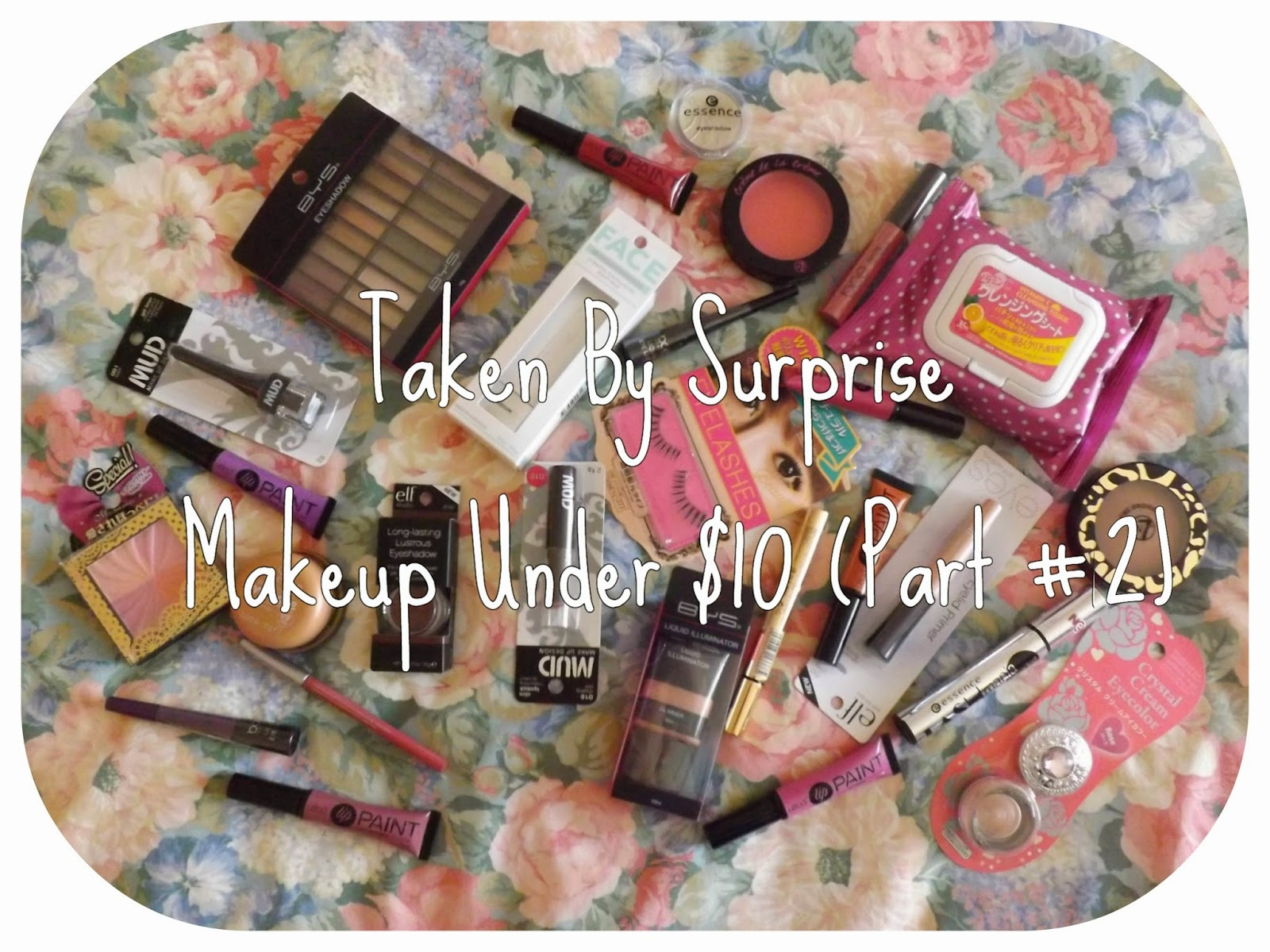 REVIEW: Makeup Under $10 (Part #2) - E.L.F, MUD and W7 : taken by ...