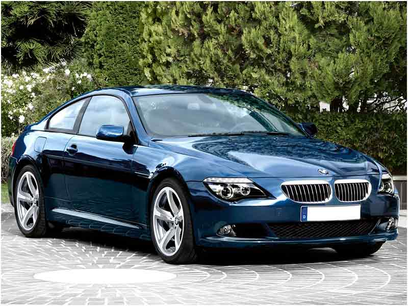 Sports Cars Bmw 650i Coupe