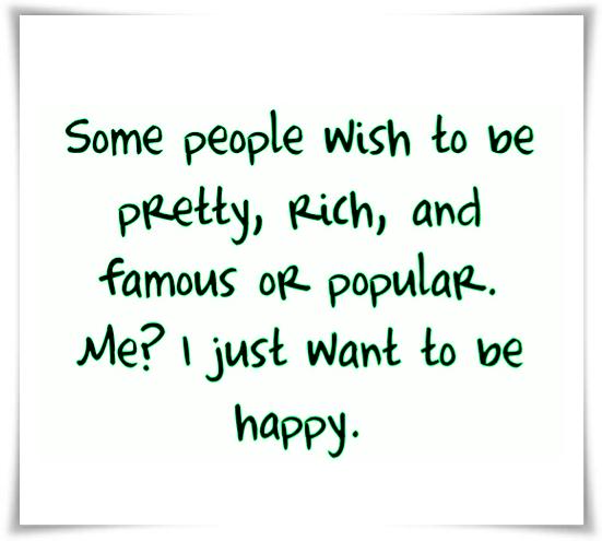 Eu Só Quero Ser Feliz Frases E Textos Para Compartilhar
