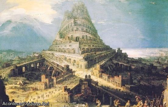 Torre de Babel Idiomas