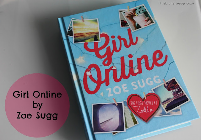Girl Online, Zoe Sugg, Book, Zoella