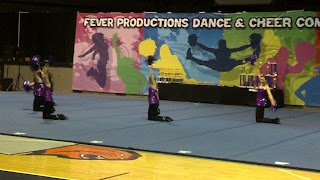 charlotte competitive cheer dancing