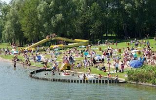 piscine plage exterieure CLAIRE-FONTAINE CHAPELLE-LEZ-HERLAIMONT liege