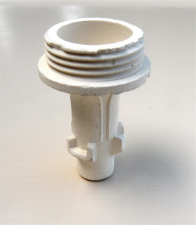 Ceramic Burner Tip for Soft Mantles