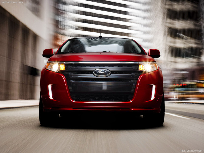 hd wallpapers  2011 ford edge sport interior wallpapers