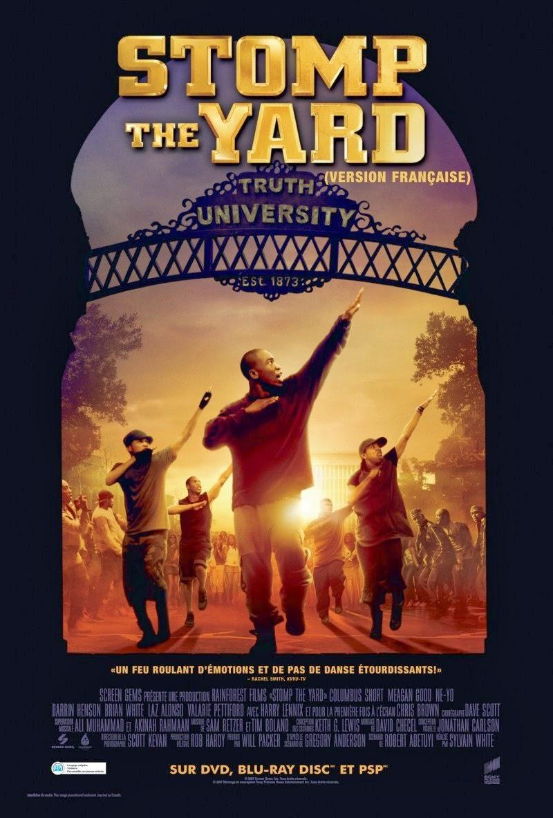 Điệu Nhảy Sôi Động - Stomp The Yard (2007) Poster