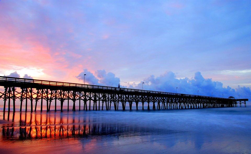 Where To Get Pass For South End Of Carolina Beach