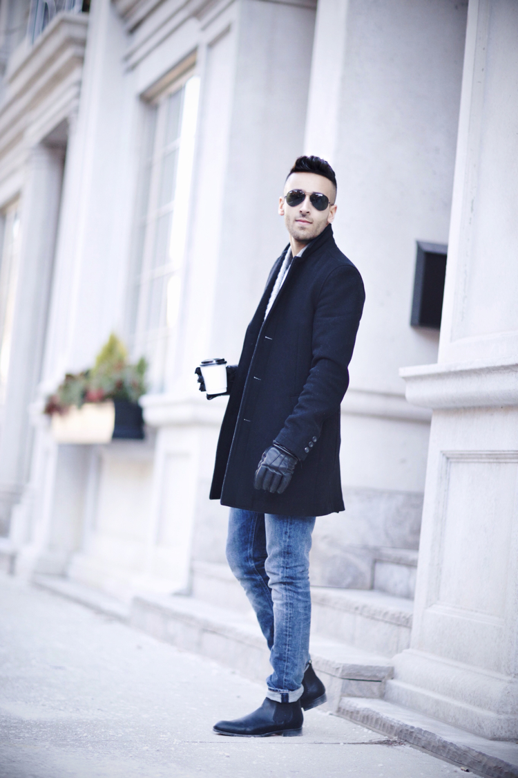 Black Chelsea Boot The Neat Fit