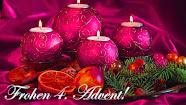 Schönen 4. Advent