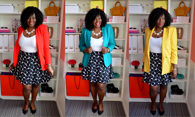 my curves and curls #closetremix #1item3ways #plussize