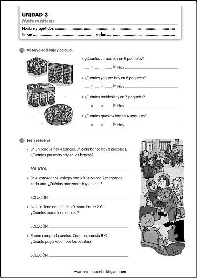 http://www.primerodecarlos.com/TERCERO_PRIMARIA/octubre/Unidad3/fichas/mates/mates9.pdf