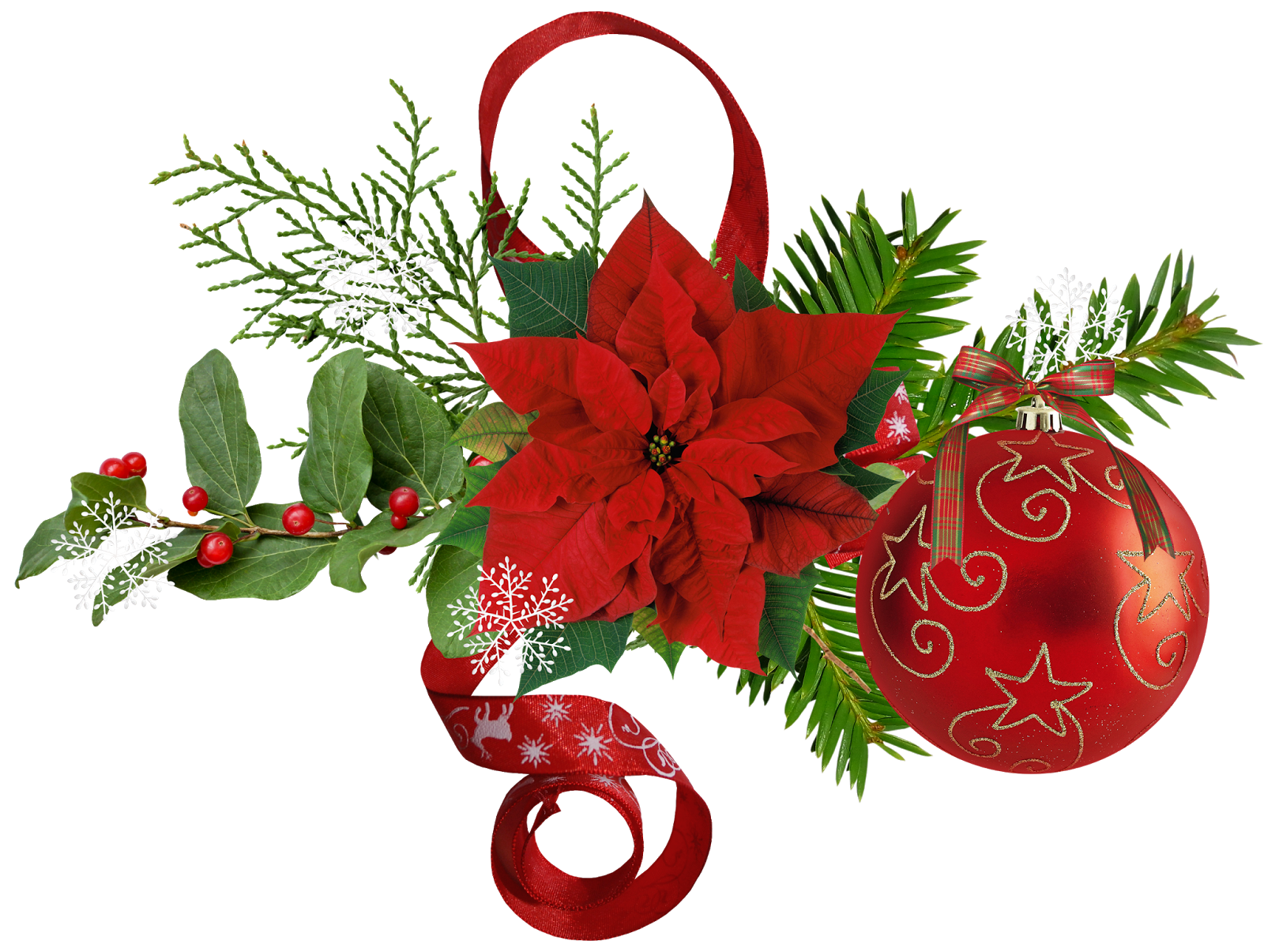 Blog cat lico navide o im genes de flores de navidad - Adornos para fotos gratis ...